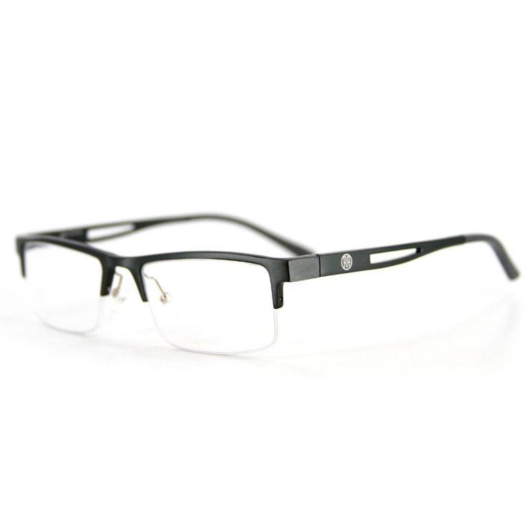 66b9352ac0 Fisherman Eyewear Slim Vision Rimless Reading Glasses With