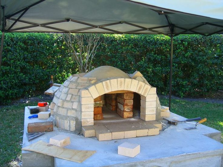17 Best Ideas About Pizzaofen On Pinterest | Pizzaöfen, Pizzaofen ... Garten Pizzaofen Bauen Tipps Kueche
