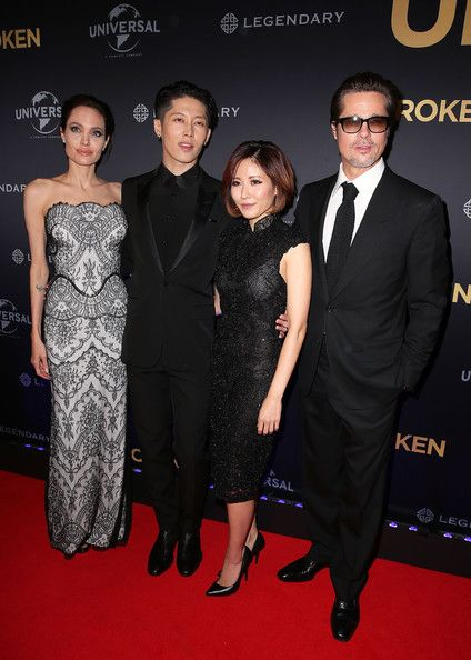 Angelina Jolie Photos: 'Unbroken' Premieres in Sydney