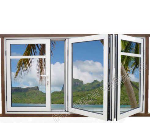 Durations Aluminium BiFold Sliding / Folding Windows @ Duration Windows
