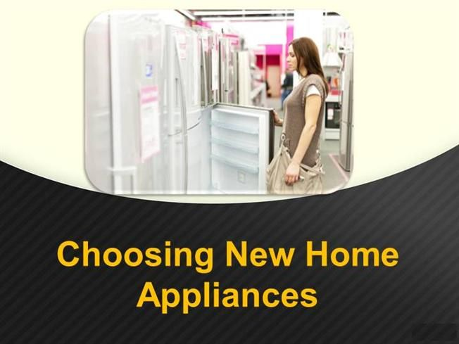 If you are planning to upgrade your home appliances, it is very essential to choose the right appliances for that. You should keep in mind all the things like price, style and its reliability according to your current needs.