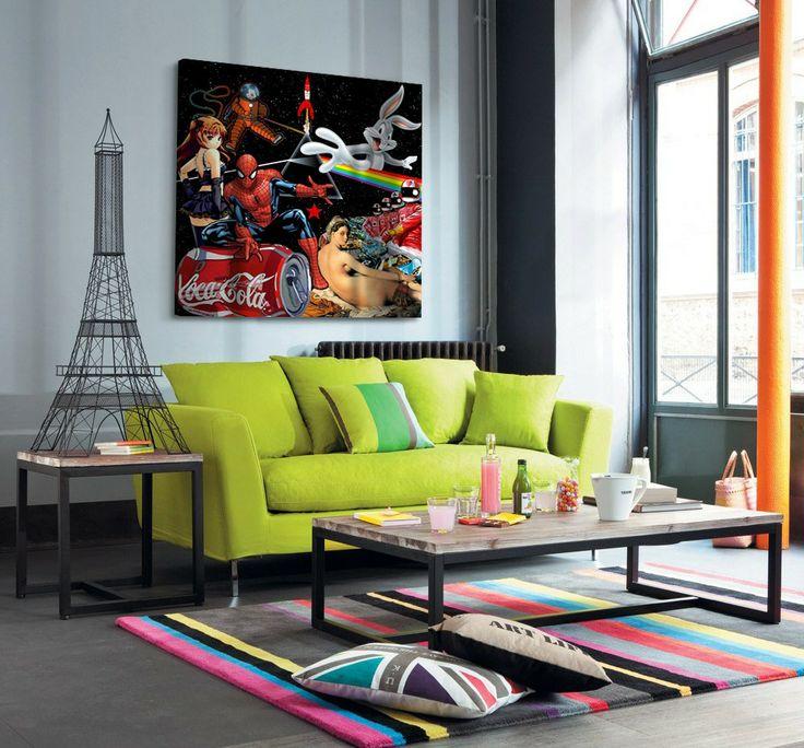 les 133 meilleures images du tableau tableaux canvas plexi sur pinterest peinture tableau. Black Bedroom Furniture Sets. Home Design Ideas