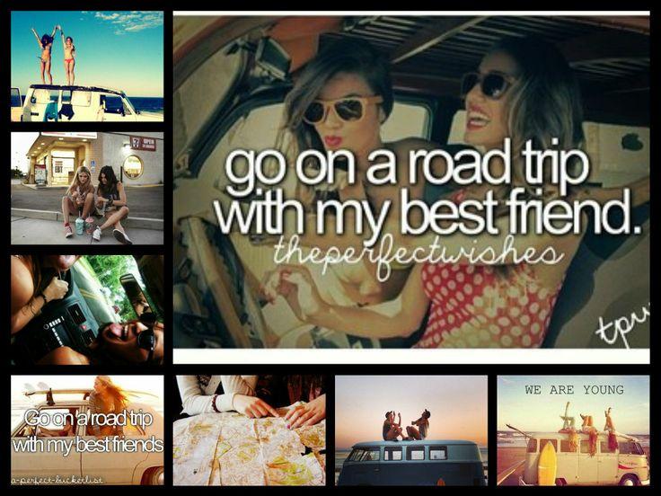 Best Friend Road Trip!!!