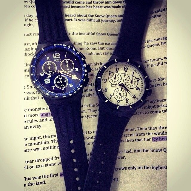 #SwatchSquareadi Swatches, Twin Watches, Swatches Twin, Watches Time, Time Tick, Jonaskisalv Jasonni, Instagram Photos