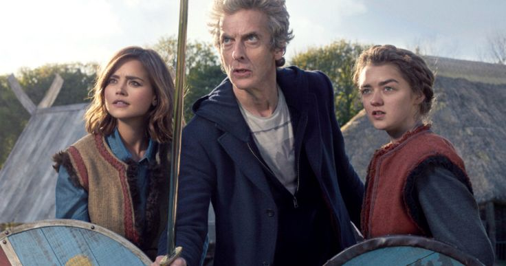 Maisie Williams Is a Viking in 'Doctor Who' Season 9 Trailer -- The Time Lord and Clara are captured by Vikings in a new trailer for 'Doctor Who', featuring 'Game of Thrones' star Maisie Williams. -- http://movieweb.com/doctor-who-season-9-trailer-maisie-williams/