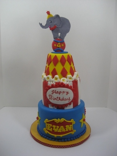Carnival theme cake By seedrv on CakeCentral.comCarnivals Birthday, Birthday Parties, Wedding Ideas, Carnivals Theme Cake, 1St Birthday, Theme Wedding, Eating Cake, Wedding Cake, Birthday Cakes
