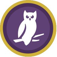 I earned the Gold level of the Night Owl badge. So into my audiobook, I couldn't stop listening last night. I'll sleep when I'm dead. Join in the fun with a free Audible trial: https://www.audible.com/t1/badges_at?source_code=AIPORWS04241590BH