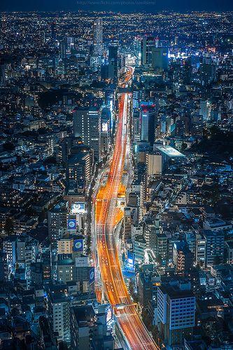 Tokyo, Japan... Tokyo