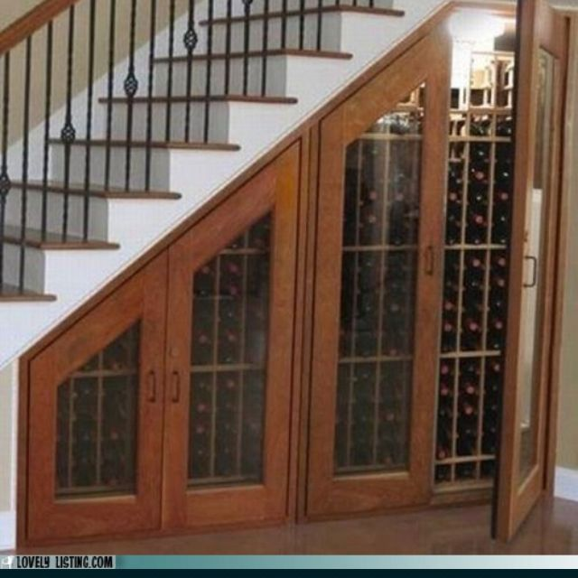 under stair wine storage cabinets