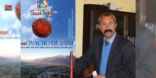 Komünist Başkan Maçoğlu: 60 bin lira boşuna gitti: Tunceli'nin Ovacık ilçesinde 24- 30 Temmuz 2017 tarihleri arasında yapılması planlanan '1'inci Uluslararası Ovacık Sanat Günleri ve 17'nci Munzur Kültür, Doğa Festivali'nin bir bölümüne OHAL gerekçesiyle izin verilmedi. Ovacık'ın Türkiye Komünist Partili Belediye Başkanı Fatih Mehmet Maçoğlu, etkinlik için 60 bin lira harcama yaptıklarını, yetkililerin kendilerini oyaladığını ve paranın boşa gittiğini söyledi.