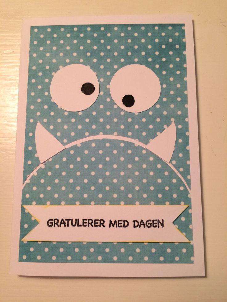 Monsterkort