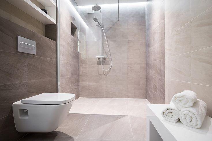 Dusche Bodengleich Fliesen : Duschen! #shower #size #Dusche #Raum #bodengleich #walkin #calmwaters