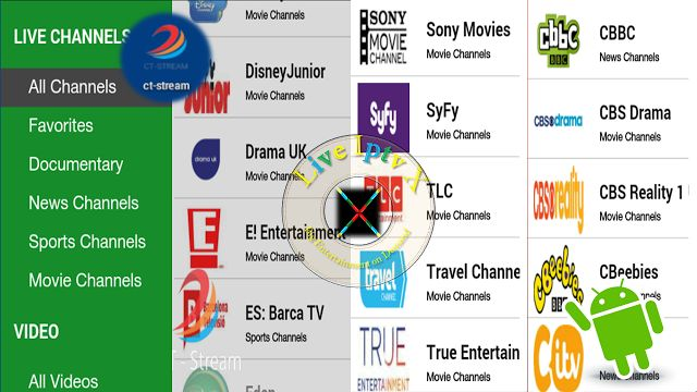 Live Streaming TV Channels On Android With CT Streams Apk   Live TV Android Apk[ Iptv APK] : CT Streams Apk- Movies and TV Show APK- Watch Live Streaming TV ChannelsOnAndroid Devices. Also Watch Movies Channels Sports Channels News Channels Videos Free On Android Device.  CT Streams Apk  Download CT Streams Apk  Android Android TV Apk Slider