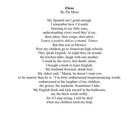 legal alien poem essay Legal alien voice in writing poetry lesson from mz s english teacher on teachersnotebookcom (2 pages).