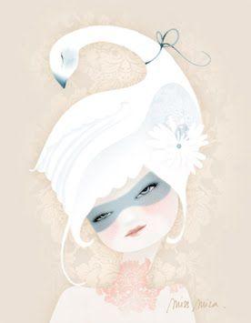 Miss Miza ha ilustrado campañas publicitarias, revistas femeninas, lámparas, portadas de discos y libros... en fin! Parece que poco le...
