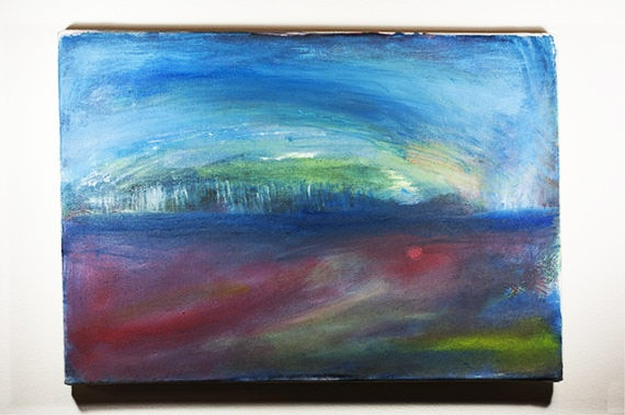 Heaven and Hell Oil Painting  Canvas Painting by JimmisArt on Etsy, €100.00