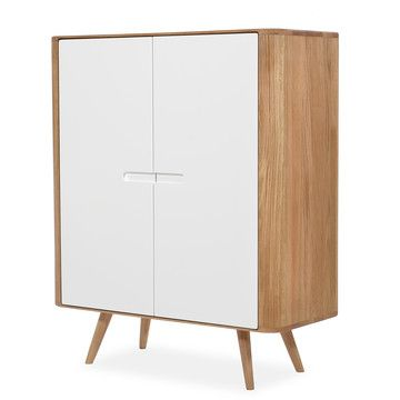 furniture scandinavian design ena cabinet by gazzda - Nordic Design Furniture