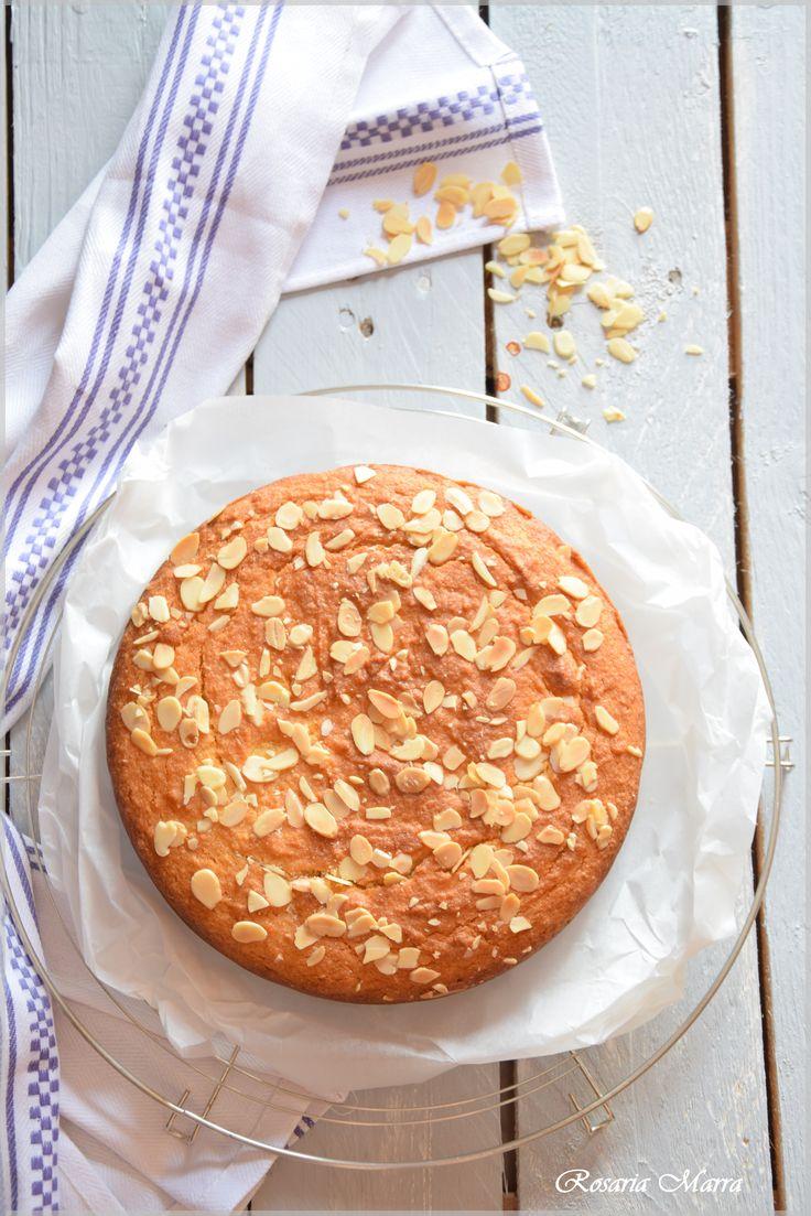 #torta #mandorle #glutenfree #colazione #time #puglia #italia #compleanno #ilove #food #foodphotography