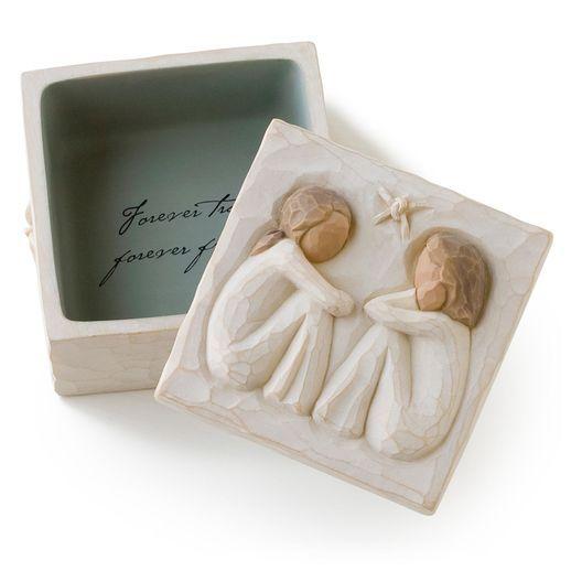 Willow Tree® Friendship Keepsake Box