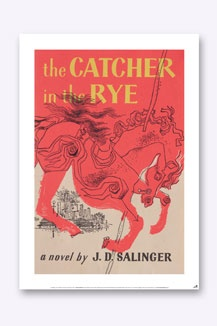 The catcher in the rye: Books Covers, Worth Reading, Books Jackets, Catcher, Books Worth, Favorite Books, Rye, J.D. Sales, High Schools