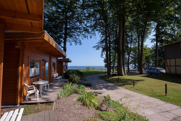 Ostsee-Bungalow auf Usedom
