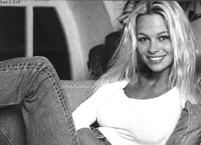 Pamela Anderson | Model, Actress | From Ladysmith, British Columbia