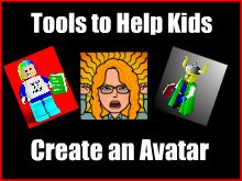Tools to Help Kids Create an Avatar from Scholastic Parents