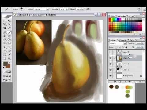 Best Digital Painting Tutorial for Beginners