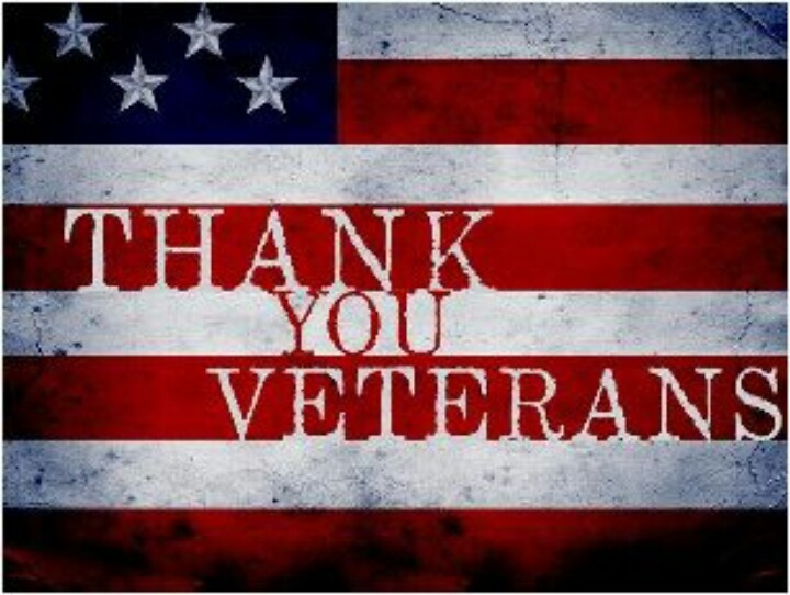 Thank You Veterans | Honoring and Celebrating Our Soldiers, Veterans and Military Families ...
