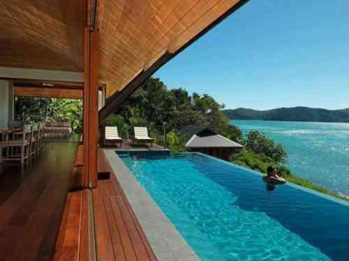 9 best Piscine images on Pinterest Swimming pools, Decks and - amenagement bord de piscine