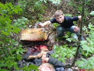 Horrific Sergei Yatzenko Murdered By Dnepropetrovsk