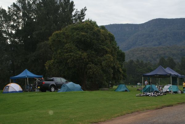Bendeela Reserve - Kangaroo Valley NSW. All I can say is WOW! This is the most incredible place. It is completely free and beautifully maintained, wombats wander into the camp site at night time, kangaroos roam free, the river is stunning for swimming, canoeing and fishing. There are flushable toilets and running water and the scenery is spectacular. Our only regret is that we couldn't stay longer. We'll definitely go back again and would recommend it to anyone and everyone.