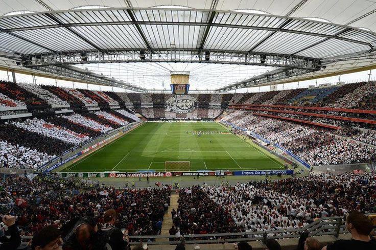 Eintracht Frankfurt Choreo Meister