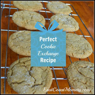 Fantastic Ginger Molasses Cookies... perfect simple cookie for kids to make... freeze beautifully.