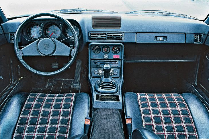 Porsche 924 US-spec '1976