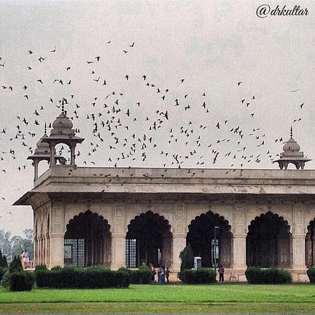 Red Fort of India