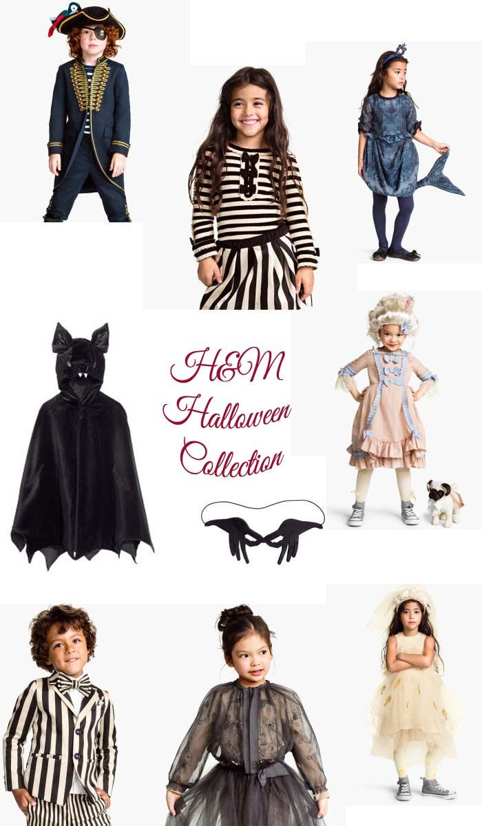 Hm Halloween Collection.H M Unveils Adorable All For Children Halloween Collection