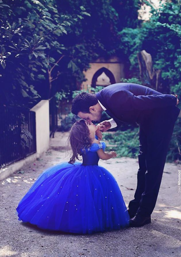 idee photo Daddy's little princess ❤️