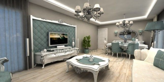 Salon dekorasyonu nasıl olmalı