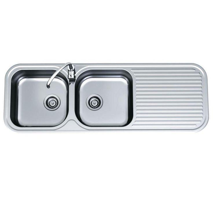 Kitchen Sinks - Advance - Advance Double End Bowl