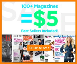 HUGE List of Magazines $5/Year! This weekend only! Best Sellers Included! - http://www.pinchingyourpennies.com/huge-list-magazines-5year-weekend-best-sellers-included/ #Magazines, #Pinchingyourpennies