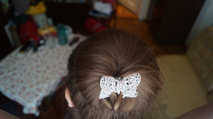 My easy hairstyle