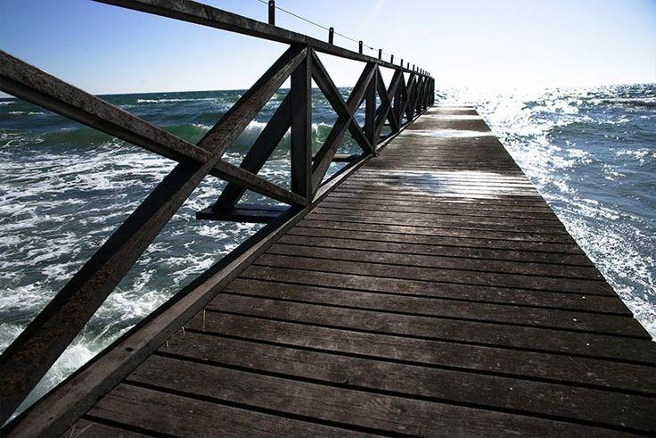 Smygehus Havsbad, die kleine Perle an der Sydküste