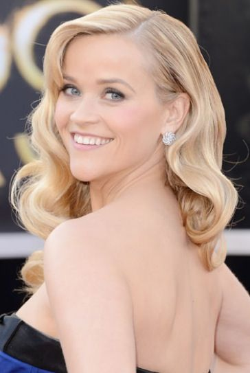 Hollywood's Most Requested Hair Colours | Reese Witherspoon's Blonde Highlighted Hair | #Celebrity #hairextensions