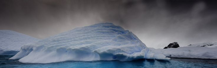 Ligt er een verloren stad onder het ijs van Antarctica? - http://www.ninefornews.nl/verloren-stad-ijs-antarctica/