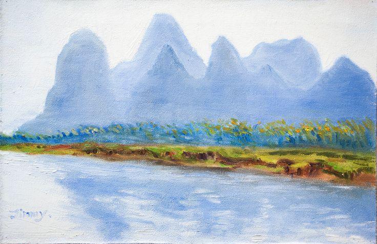 Landscape of Guilin
