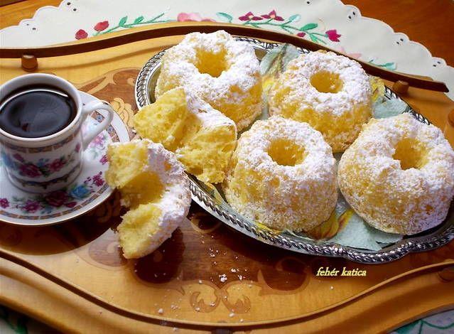 Puha mandulás muffin