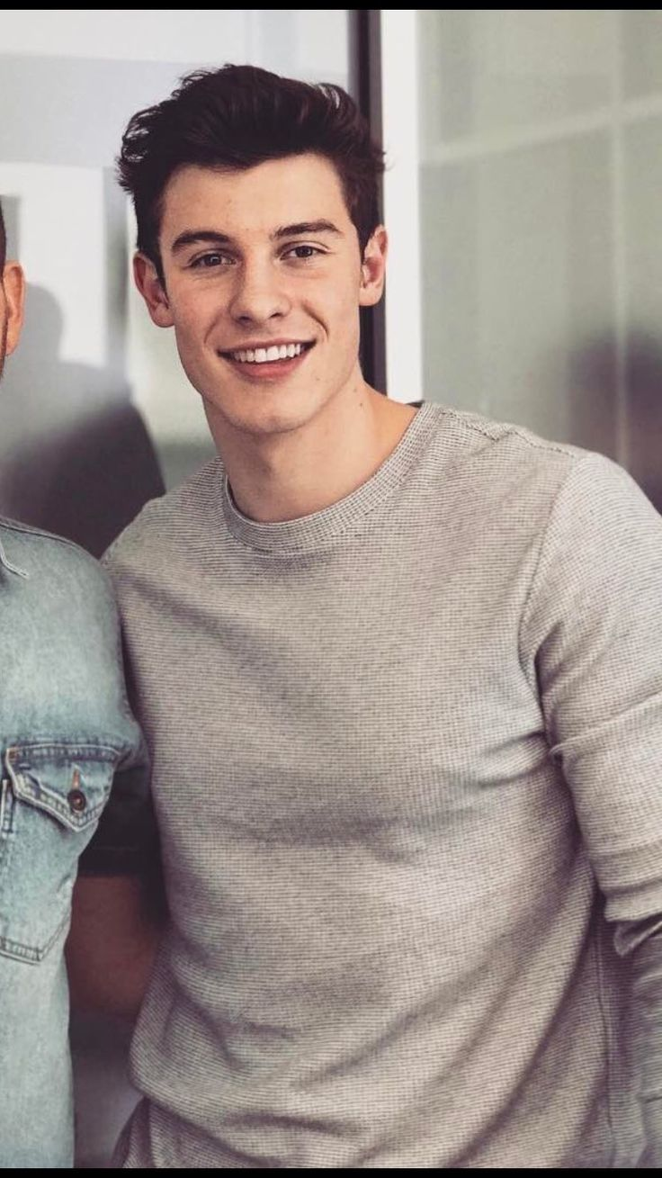 keep smiling for me shawn
