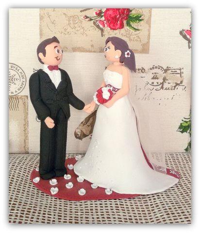 Sa modelam: Figurina pentru tort handmade personalizata