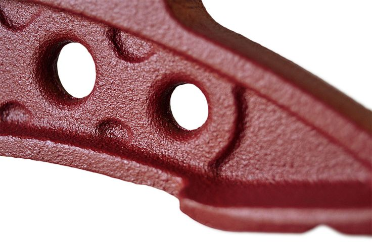 MAXIPRESS PROFESSIONAL FEATURES: Epoxy painted jaws